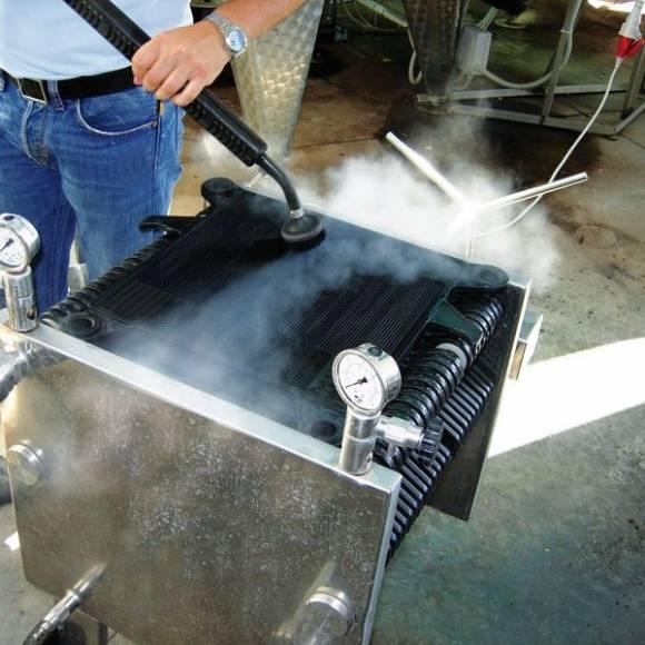 Generator de Abur Uscat - Industrial 13