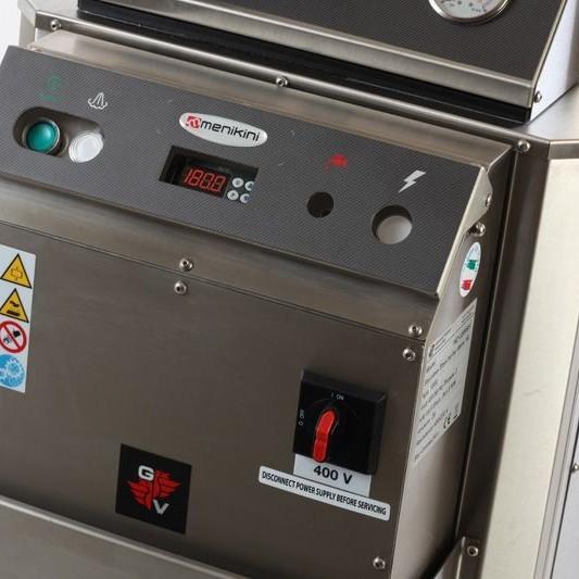 Generator de Abur Uscat - Industrial 5