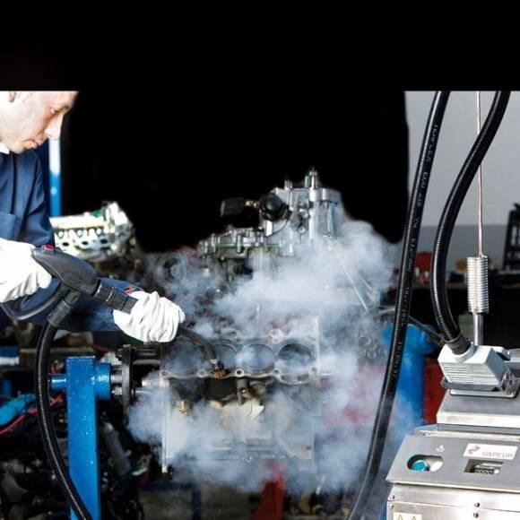 Generator de Abur Uscat - Industrial 8
