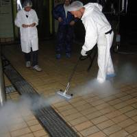 Generator de Abur Uscat - Industrial 9