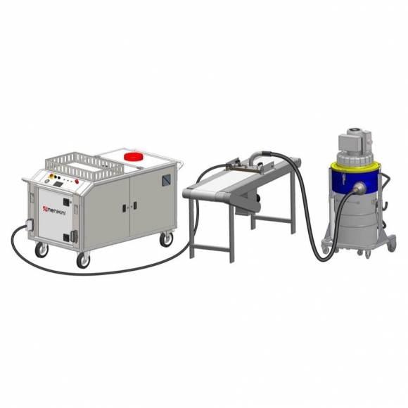 Sistem de Curățare cu Abur Uscat - Industrial 3