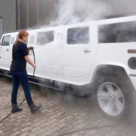 Aparat de Curățare cu Abur Uscat pentru Spălătorii Auto 3
