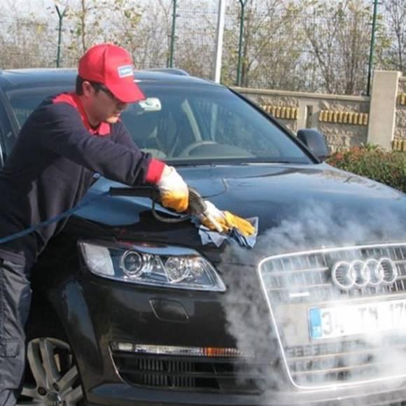 Aparat de Curățare cu Abur Uscat pentru Spălătorii Auto 9