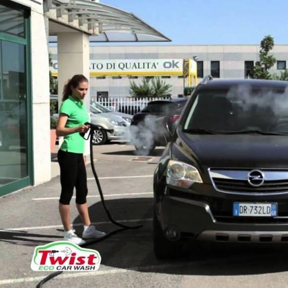 Aparat de Curățare cu Abur Uscat pentru Spălătorii Auto 1