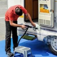 Aparat de Curățare cu Abur Uscat pentru Spălătorii Auto 6
