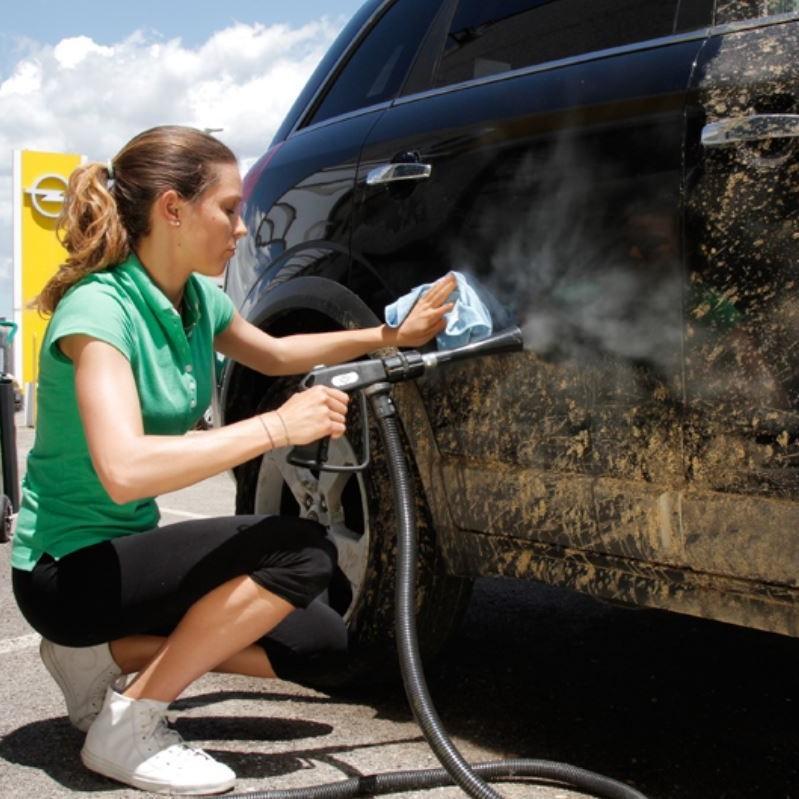 Aparat de Curățare cu Abur Uscat pentru Spălătorii Auto 2