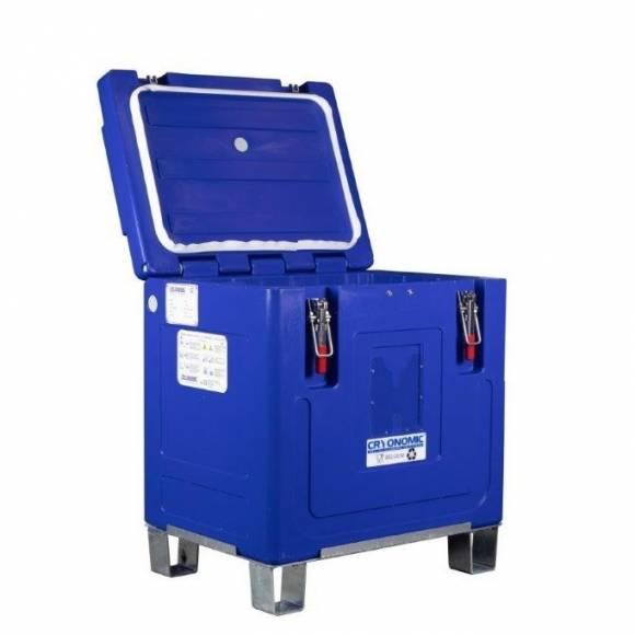 Containere pentru Gheață Carbonică 6