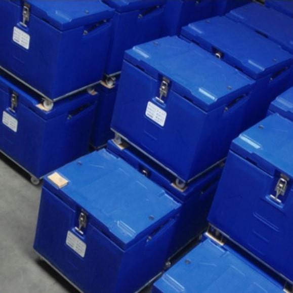 Containere pentru Gheață Carbonică 17