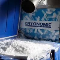 Containere pentru Gheață Carbonică 11