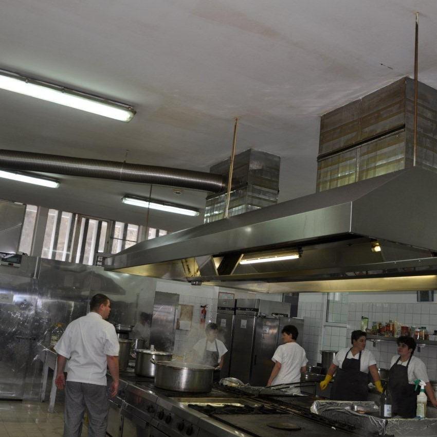 Servicii de Curățare & Dezinfecție în Restaurante / Bucătării Profesionale 1
