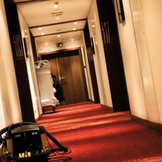 Servicii de Curățare & Dezinfecție în domeniul Hotelier, Catering, SPA 0