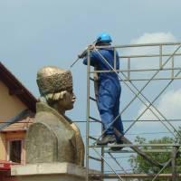 Servicii de Restaurare Statui din Metal 0