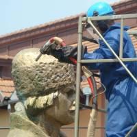Servicii de Restaurare Statui din Metal 8