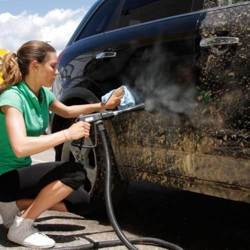 Tehnologia Ecologică de Curățare cu Abur Uscat pentru Spălătorii Autoturisme 0
