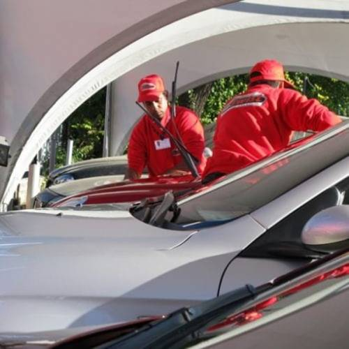 Tehnologia Ecologică de Curățare cu Abur Uscat pentru Spălătorii Autoturisme 1