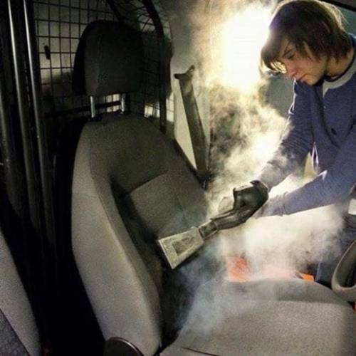 Tehnologia Ecologică de Curățare cu Abur Uscat pentru Spălătorii Autoturisme 4
