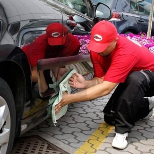 Tehnologia Ecologică de Curățare cu Abur Uscat pentru Spălătorii Autoturisme 3