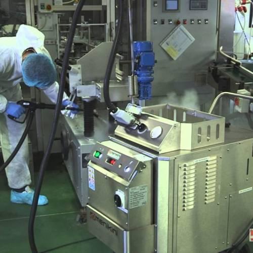 Echipamente de Curățare Industrială 2